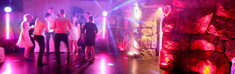 Ohjelmaa, musiikkia ja tanssia juhliin, syntymäpäiville, valmistujaisiin