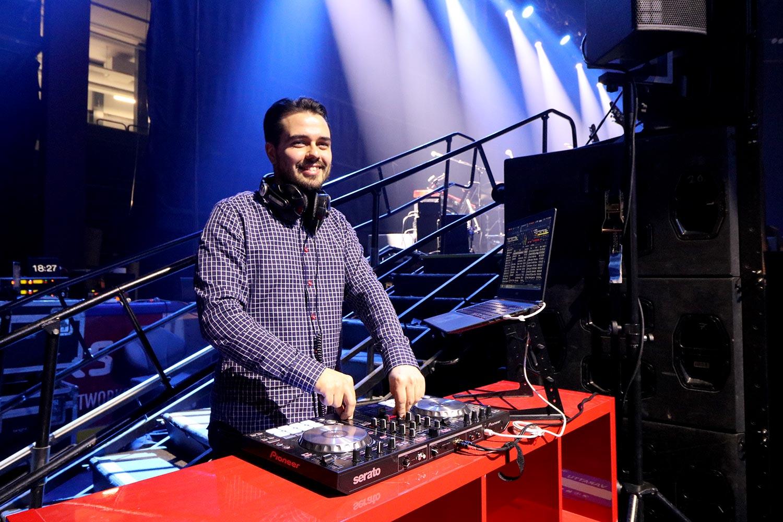DJ palvelut ravintolaan yökerhoon klubille