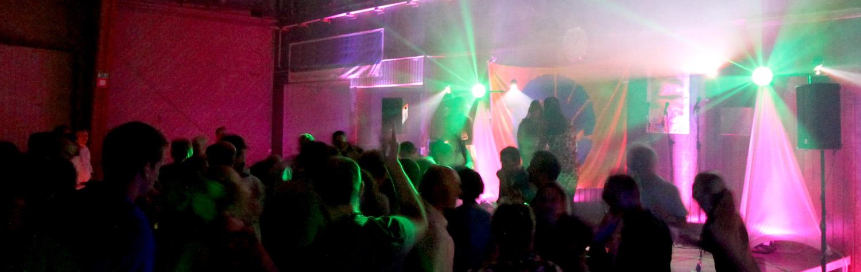Ohjelmaa, musiikkia ja tanssia yrityksen tilaisuuteen tai tapahtumaan